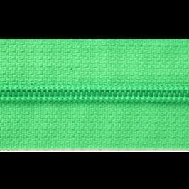 Endlosreißverschluss grün