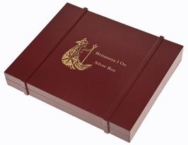 Britannia Münzbox für 20 x 1 Oz Silbermünzen