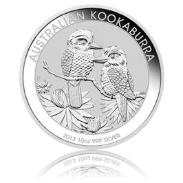 Kookaburra 2013 1 Oz Silber