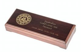 Lunar II Type Set Münzbox für 1/20 - 1 Oz Goldmünzen