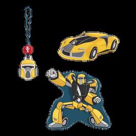 Magic Mags Power Robot