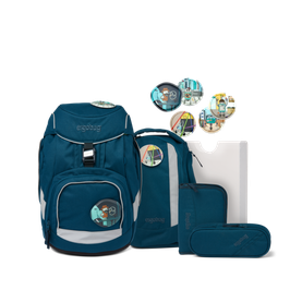Ergobag Pack - RobotBär ECO HERO - Edition