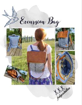E-book Excursion Bag