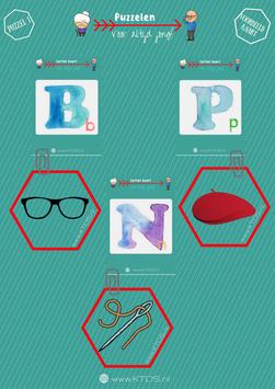 Puzzel Pakket 3 | Taal