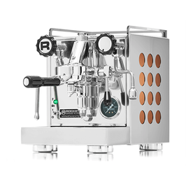 Rocket Espresso Appartamento Chrom - Kupfer