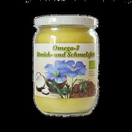 Omega-3 Streich- und Schmelzfett 460 g