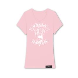 "DamenShirt ""Brotherhood"" (pink)"