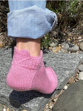 Strick Kit BlingBlingHeart Socks