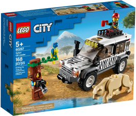 60267  Safari off-roader