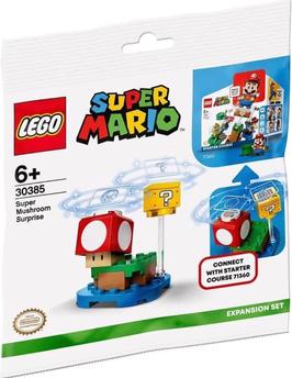 30385  Super Mario Super Mushroom-verrassing uitbreidingsset