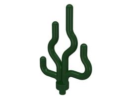 5x Zeegras donker groen