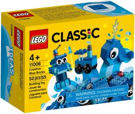 11006  Creatieve blauwe stenen