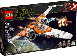 75273  Poe Damerons X-wing Fighter™