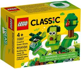 11007  Creatieve groene stenen
