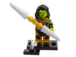 12. Gamora with the Blade of Thanos