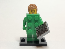 No. 13  Brick Costume Guy