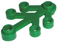 10x Boomblad 4x3 groen