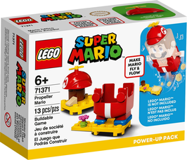 71371  Power-uppakket: Propeller-Mario
