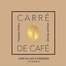 Carré de Café LAIT