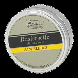 RASIERSEIFE SANDELHOLZ