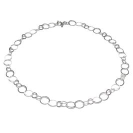 Collier / Silberkette Kreis