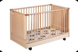 Kinderbettchen - fest