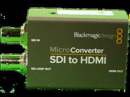 Blackmagic SDI zu HDMI Converter