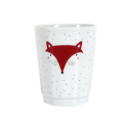 """Porcelain Mug """"Fox"""""""