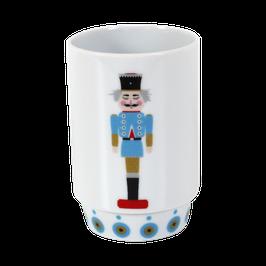 """Porcelain Mug """"Nutcracker"""""""