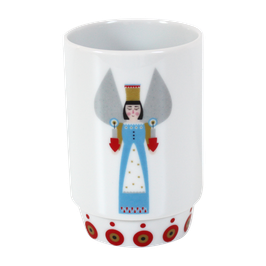 "Porcelain Mug ""Angel"""