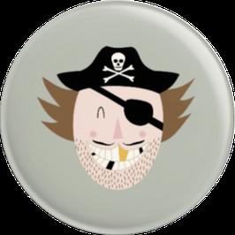"""Button """"Pirate"""""""