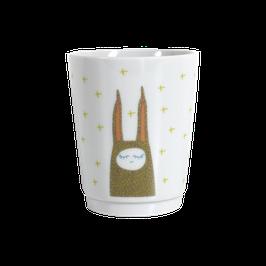 """Porcelain Mug """"Rabbit"""""""