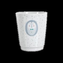 """Porcelain Mug """"Hedgehog"""""""