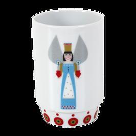 "Porcelain Mug ""Angel"""
