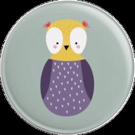"""Button """"Owl"""""""