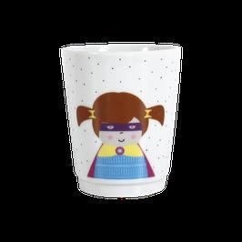 """Porcelain Mug """"Supergirl"""""""