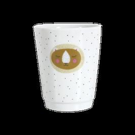 """Porcelain Mug """"Lion"""""""