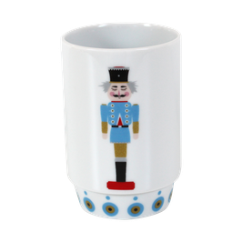 "Porcelain Mug ""Nutcracker"""