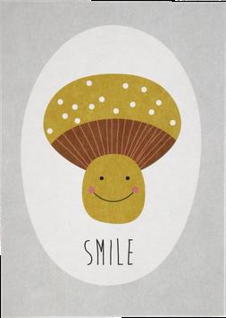 "Postcard ""Smile"