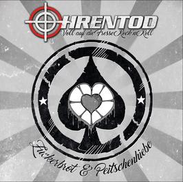 """""""ZUCKERBROT & PEITSCHENHIEBE"""" CD"""