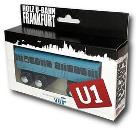 Frankfurter Holz U-Bahn Linie U1