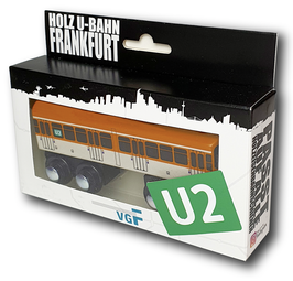 Frankfurter Holz U-Bahn Linie U2