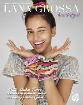 Lana Grossa hand-dyed Ausgabe 2