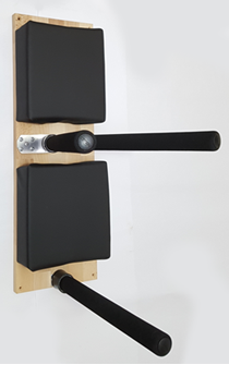 Wooden Dummy Alternative light / Wing Chun Kung Fu / Schlagpad-Variante
