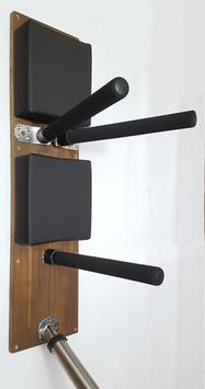 Wooden-Dummy Alternative / Wing Chun Kung Fu / Schlagpad-Fuß-Variante