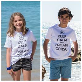 KEEP CALM AND PARLAMI CORSU - Ziteddi
