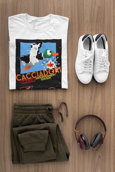 T-shirt Homme Cacciadori