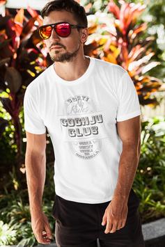T-shirt homme COGHJU CLUB