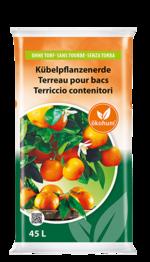 Ökohum Kübelpflanzenerde 45 Liter