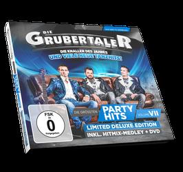 CD/DVD - Die größten Partyhits Volume VII - Deluxe Edition